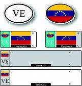 Venezuela Auto Set