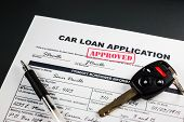 Car Loan Application Approved 004