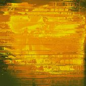 Highly detailed grunge texture or background. With different color patterns: yellow (beige); brown; green