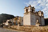 Immaculate Conception Church - Yanque, Peru