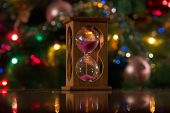 Hourglass For The New Year