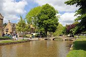 River Windrush, Bourton on the Water.