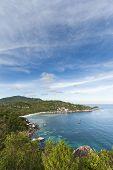 Koh Tao island Kingdom of Thailand