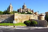 New Cathedral. Salamanca