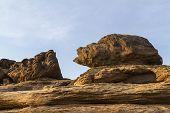sam phan bok canyon, Thailand