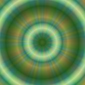 stock photo of muzzy  - Nice and crazy abstract colorful concentric circles - JPG