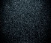 foto of charcoal  - Charcoal color leather texture background for design - JPG
