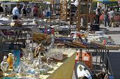 picture of hunters  - CHARTRES, FRANCE - May 10: The 19th meeting of bargain hunters Antiques - Bargain May 10, 2015 - JPG