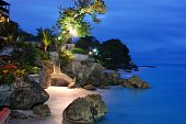 Barbados at Night
