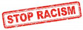 pic of racial discrimination  - stop racism stop discrimination equal rights before it - JPG