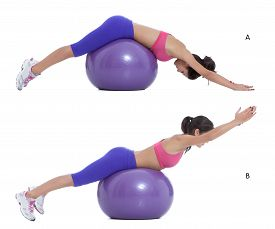 picture of step-up  - Step by step instructions for abs - JPG
