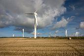 Wind Turbines In Cornwall Uk