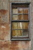 Grunge Old Window