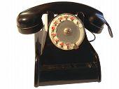Telefone ano 1960