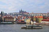 Prague And Prague Castle