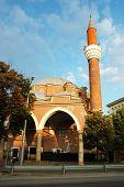 Banya Bashi Mosque In Sofia,bulgaria