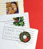 Please Mail Early For Christmas