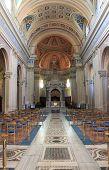 Saint Alessio Basilica in Rome (Italy)