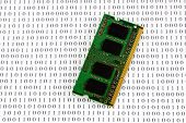 Memory Module On Binary Code