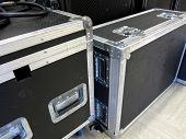 Rock band flight cases