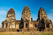 Buddhist temple at Lopburi