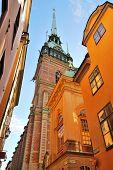 Stockholm,  The German Church