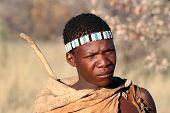 Bushman do Botswana