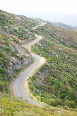 Twist Mountain Road