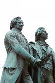 Goethe-Schiller-Monument