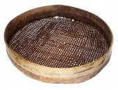 Old Wooden Sieve