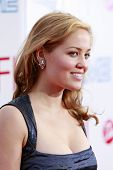 LOS ANGELES - JUN 11: Erika Christensen at the AFI Life Achievement Award: A Tribute to Michael Douglas held at Sony Studios in Culver City, Los Angeles, California on June 11, 2009.