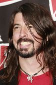 LOS ANGELES - JULY 12: Dave Grohl at the 3rd Annual VH1 Rock Honors at UCLA's Pauley Pavillion in Los Angeles, California on July 12, 2008.