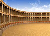 Ancient Coliseum Arena