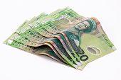 Nueva Zelanda dólares