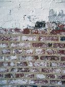 White Brick Wall 1