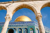 Dome Of The Rock -jerusalem