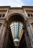 Milão - Galeria de luxo