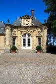 Old Villa In De Center Of Amiens France