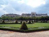 European Buildings And Park