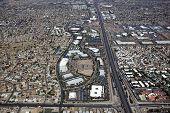 Interstate 17 In North Phoenix, Arizona