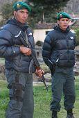Peru - politie