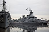 Battleships At Battleship Cove