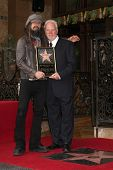 LOS ANGELES - MAR 16:  Rob Zombie, Malcolm McDowell at the Malcolm McDowell Walk of Fame Star Ceremo