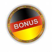 German bonus icon