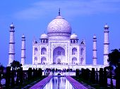 pic of mumtaj  - the taj mahal was built by emperor shah jahan as a mausoleum for his wife mumtaj in 1631 ad