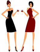 Red Wine Girls