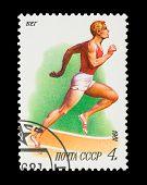 Soviet Althlete
