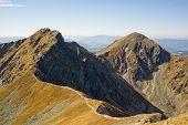Landscape of Western Tatras