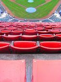 Seats In Stadium