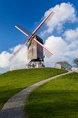 Old Windmill St. Janshuismolen.